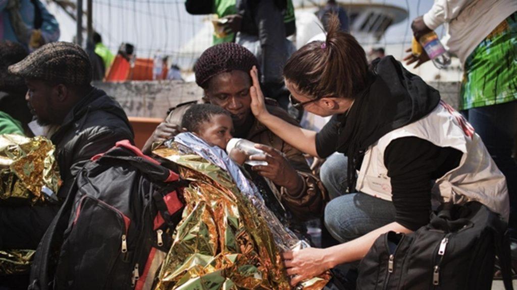operatore assistenza migranti