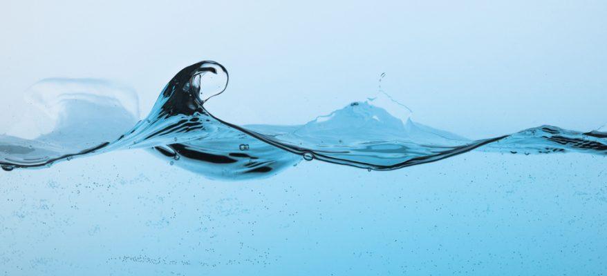 densità dell'acqua