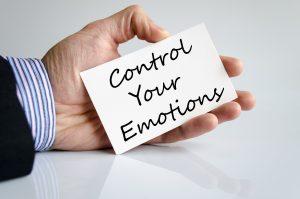gestire emotività