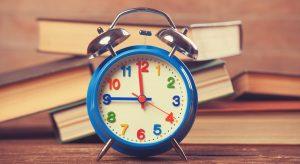 libri sul tempo