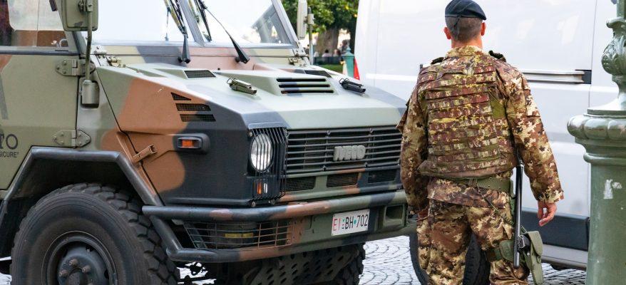 arruolamento esercito